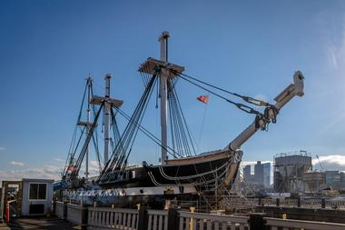 50 Fun Places to Visit in Boston  MA   Points of Interest Places to Visit in Boston  USS Constitution Museum