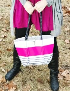 Maine Blogger Maine Sea Bag