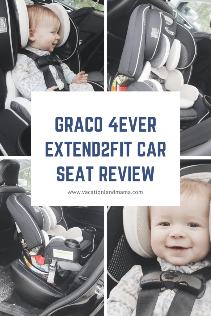 Graco 4Ever Extend2Fit Car Seat Review