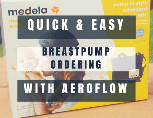 Medela Breast Pump Aeroflow