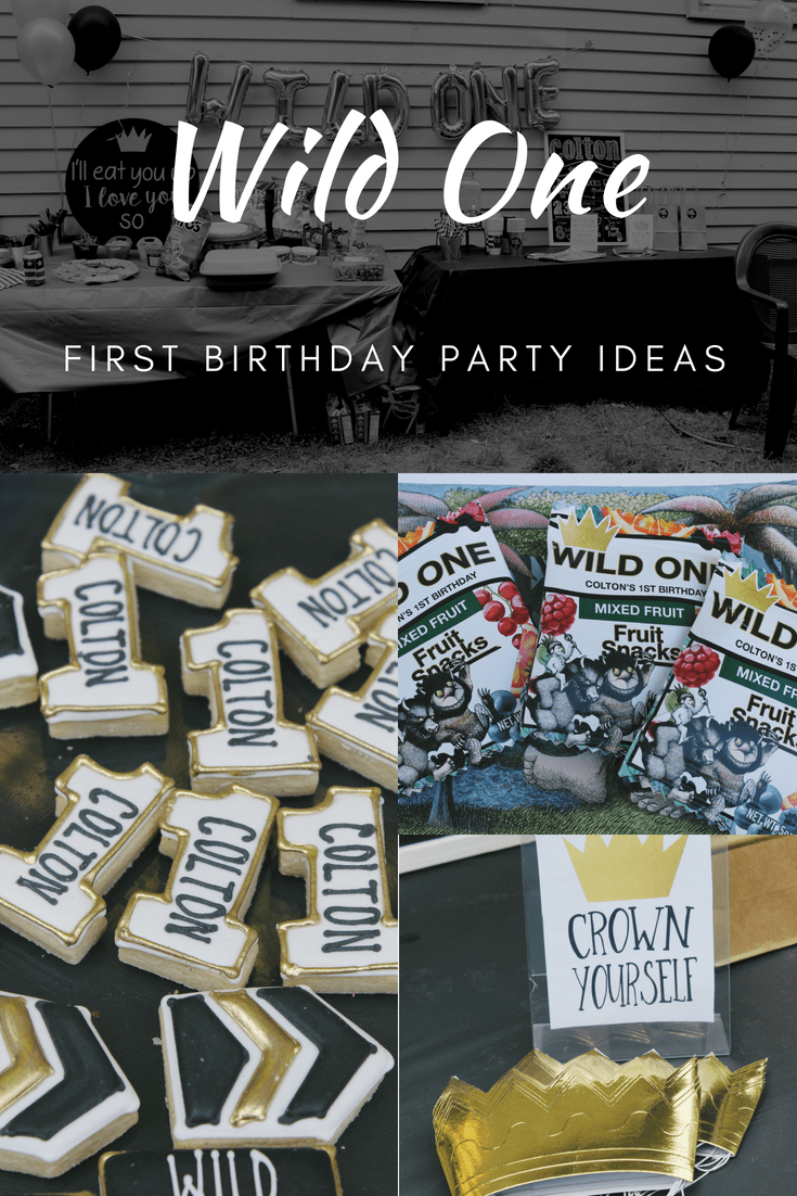Colton's Wild One Birthday Party