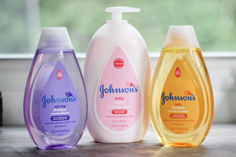 Always Choose Gentle with Johnson's Baby
