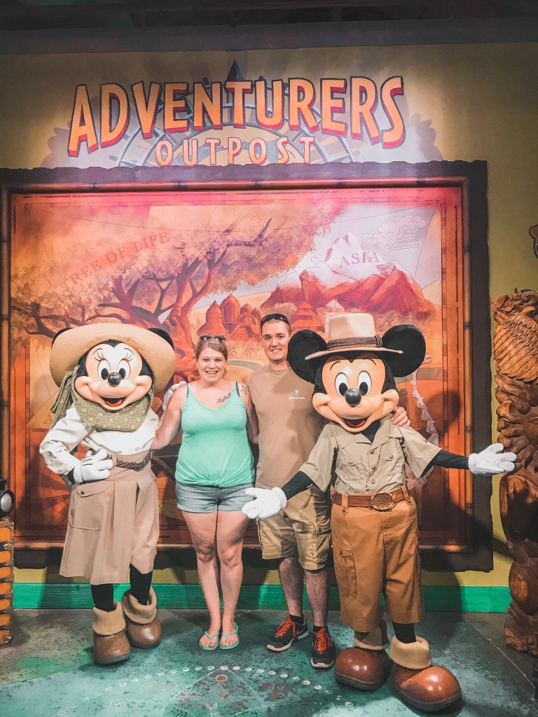 Kid-free Orlando Vacation