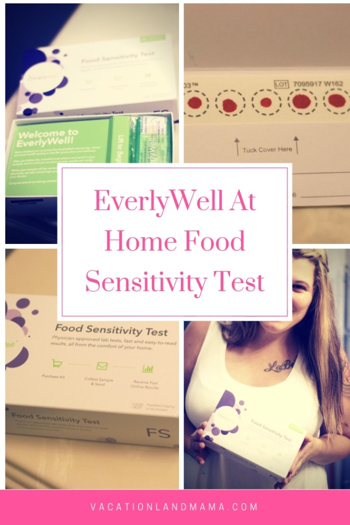 Food Sensitivity Testing with EverlyWell