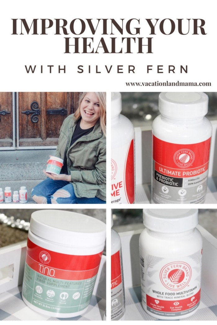 Improving Health with Silver Fern™