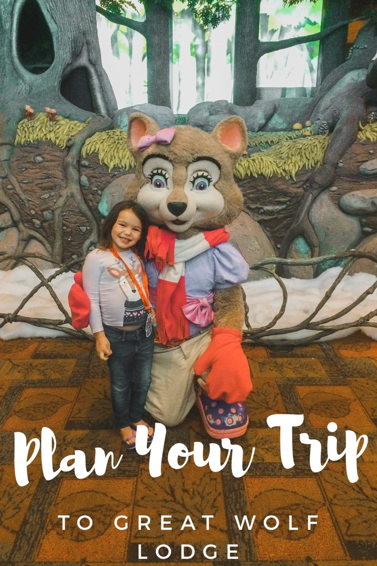 Planning Your Great Wolf Lodge Trip