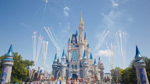 Florida Facts For Kids - Disney World Amusement Park