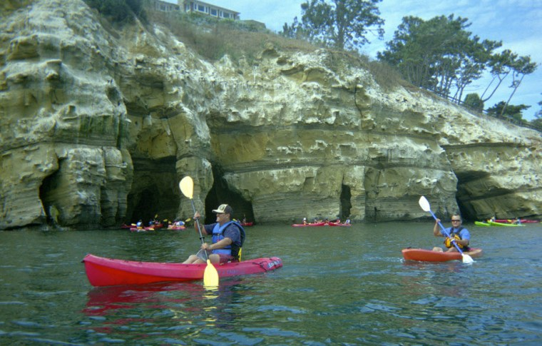 La Jolla Caves Kayak