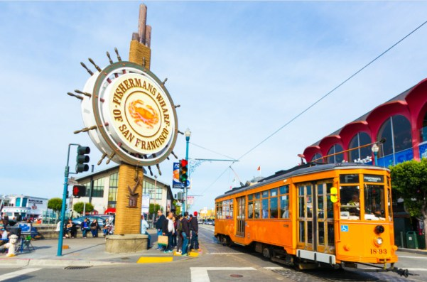 Things To Do In San Francisco - fisherman's wharrf