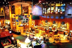 Indoor Activities Las Vegas - Gameworks by Steven Spielberg