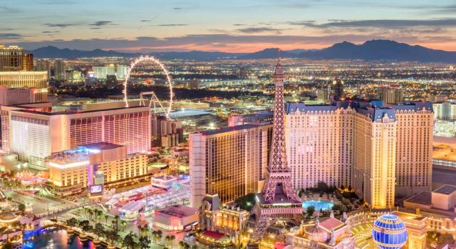 Las Vegas experience