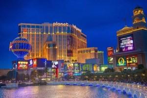 Side splitting shows in Las Vegas