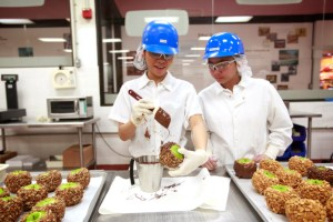 Vegas Freebies - Ethel M's Chocolate Factory