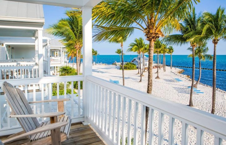 Tranquility Bay Beach House Resort - Florida keys resorts on the beach