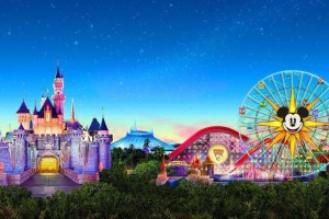Planning Disneyland Vacation