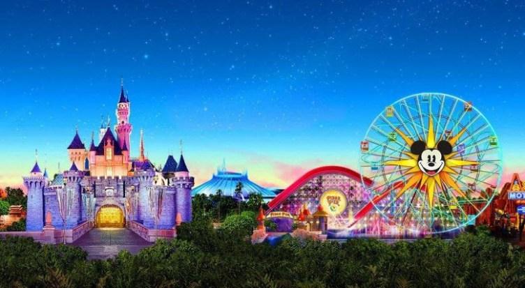 Planning Disneyland Vacation