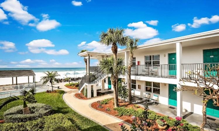 Bon Aire Resort - St Petersburg Florida Resorts On The Beach