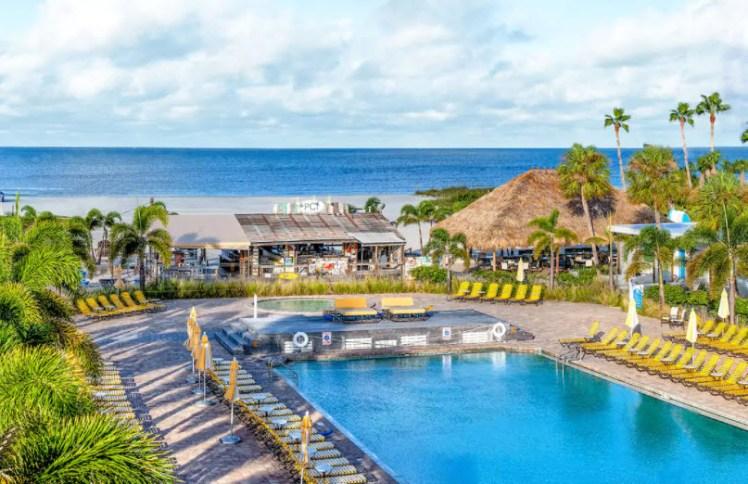 Inn on the Beach (St Petersburg Florida Resorts On The Beach)