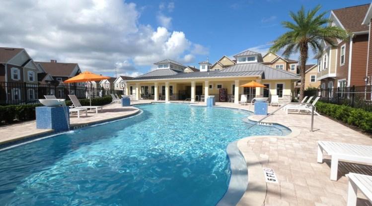 Summerville Vacation Homes by Columbia Management - Orlando Florida Holiday Villas