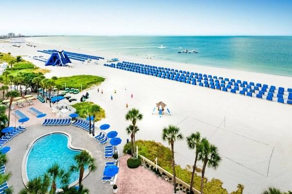 TradeWinds Island Grand Resort - St Petersburg Florida Resorts On The Beach