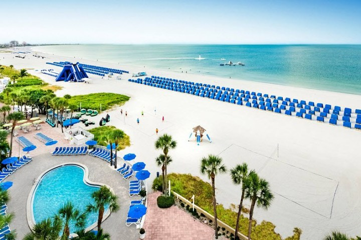 TradeWinds Island Grand Resort - St Petersburg Florida Resorts On The Beach