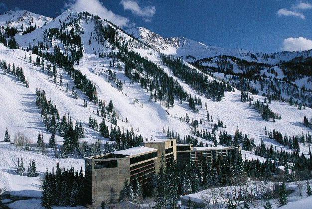 Best Ski resorts in Utah - Snowbird