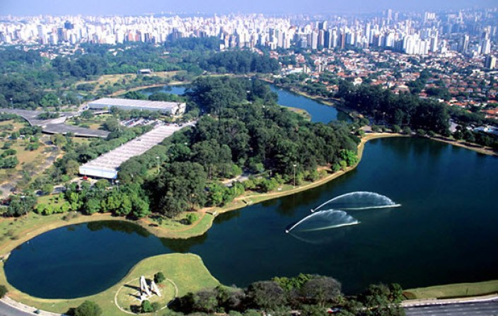 Park Ibirapuera, Sao Paulo
