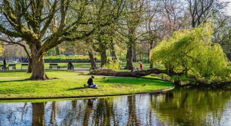 Vondelpark, Amsterdam - Best City Parks