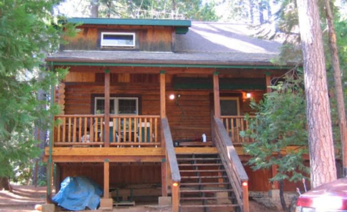 cottage in Sierra Nevada