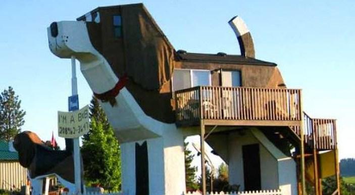 Dog Bark Park Inn, Idaho - Best Luxurious Hotel in the World