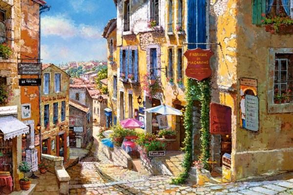 Most Beautiful Places in the World - Saint Emilion, France