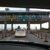 Two Vehicle Head-on Collision On Sanibel Causeway