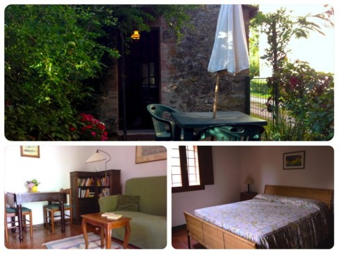 The Castle of Montalto:Holidays in a Medieval Castle in Tuscany