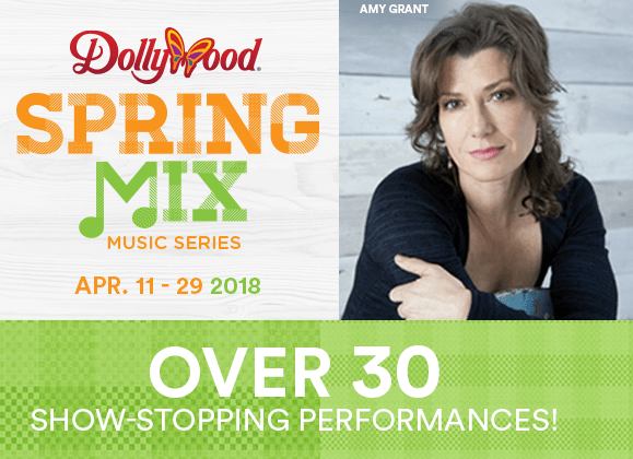 Springtime Music at Dollywood