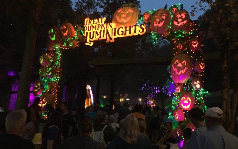 Dollywood Pumpkin LumiNights Gallery 2021