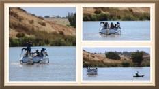 Boating ~ Misverstand Dam ~ Feb 2013