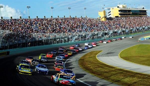 2015 NASCAR Ford Championship Miami