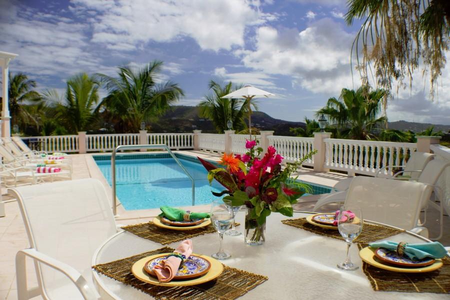 Catch A Wave Villa St Croix