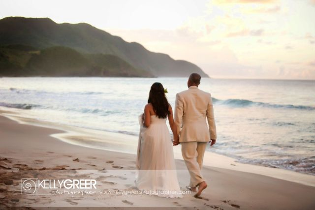 St Croix Beach Wedding | Kelly Greer Photographer