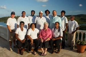 Vacation St Croix Staff