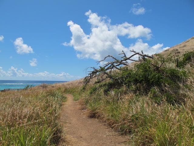 hike to jacks and isaacs