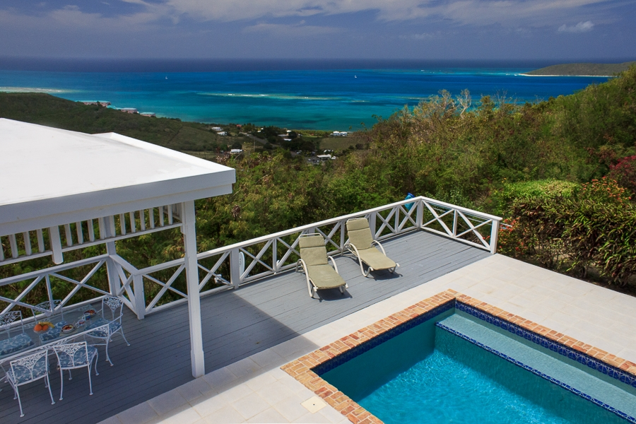 Seaview Cottage St Croix Vacation Rental
