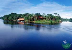 Rio Indio Lodge View