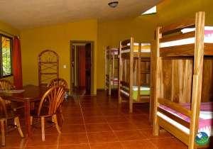 The Goddess Garden Cahuita Bunk Bedroom