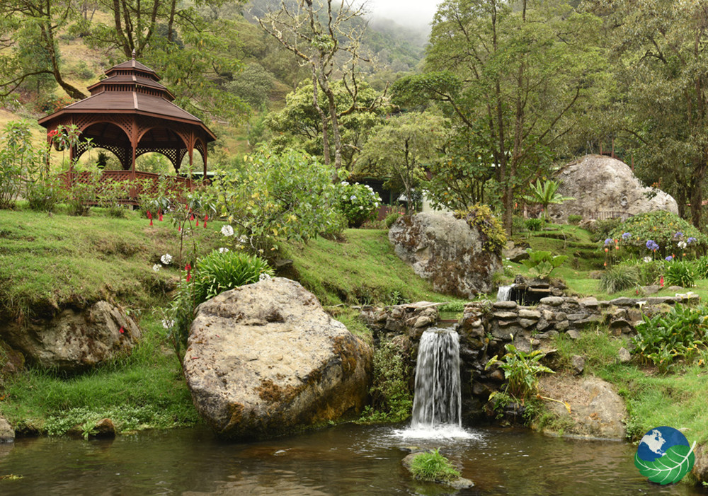 Trogon Lodge Gardens