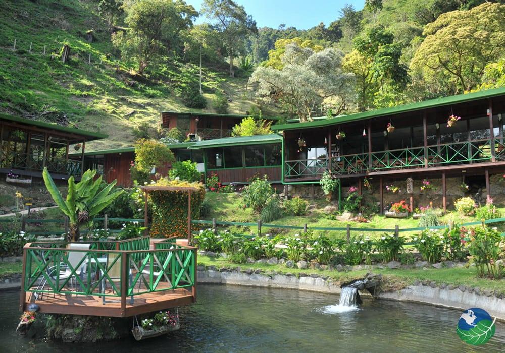 Trogon Lodge Lake
