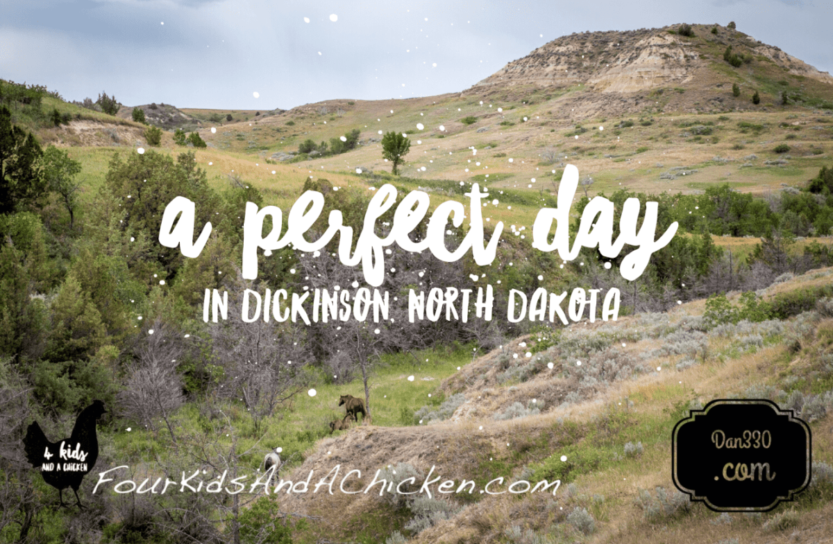 A Day Trip From Dickinson, North Dakota