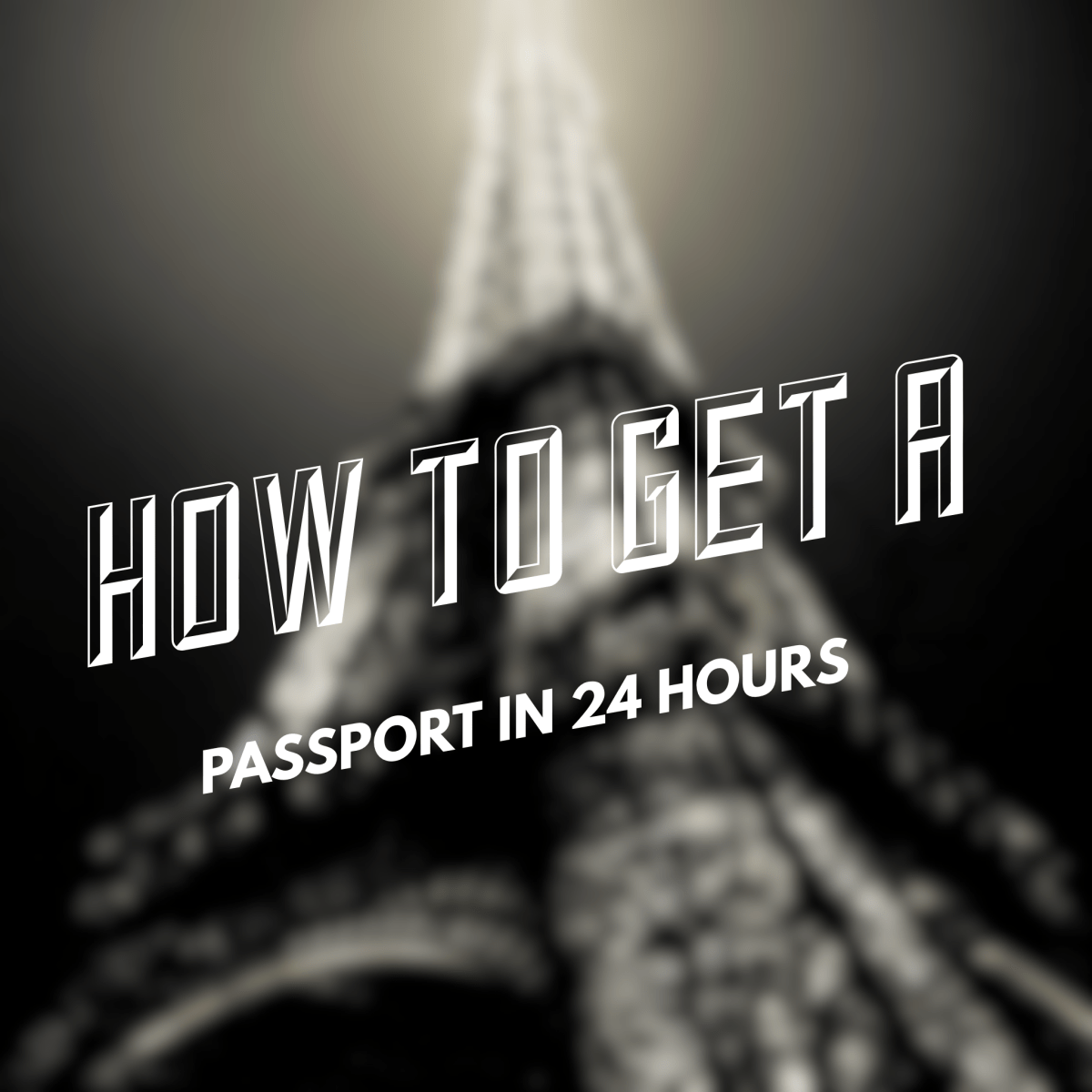 How To Get a Passport Renewal The Same Day
