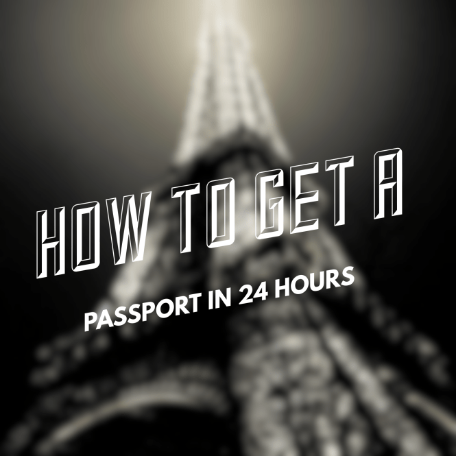 How To Get A Passport Renewal The Same Day Vacation Trip Reviews
