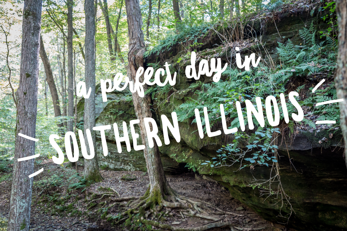 Day Trip Southern Illinois (Video)